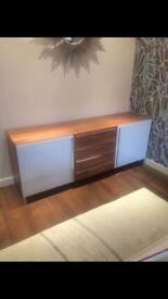 Gorgeous Ikea excellent condition tv unit/ sideboard