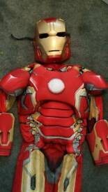Iron man children's costume
