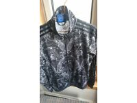 Adidas Track jacket Small