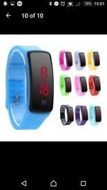 Unisex sports watches