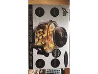 Halogen Oven & recipe book