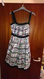 Red herring dress size 14
