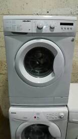 BUSH 6KG 1200 SPIN WASHING MACHINE WITH 6 MONTHS GUARANTEE