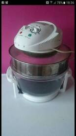 Andrew james halogen oven. Good condition. *csn deliver
