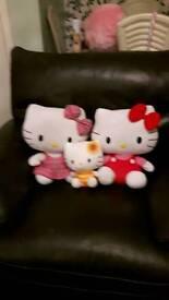Hello Kitty Cuddly toys