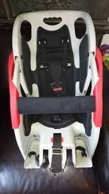 Co-Pilot Limo Child Bike Seat - £20
