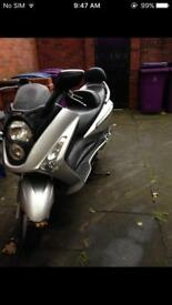 Sym gts 125 scooter swap or sale