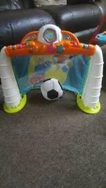 Babies football net