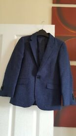 Boys Suit - Blue Age 8