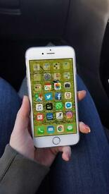 iPhone 6s Gold Excellent Condition + extras