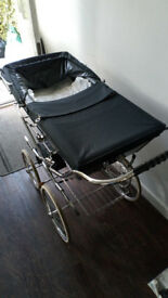Silver Cross hard bodied pram - vintage classic
