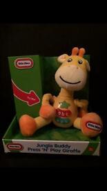 Giraffe Jungle Buddy in New Condition