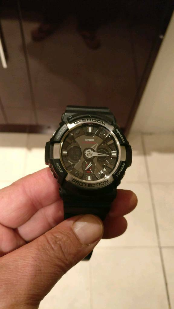 CASIO WATCH GA 200in Croydon, LondonGumtree - Used in very good conditionOnly £45