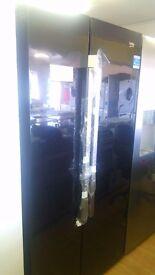 BEKO American fridge freezer, no dispenser,
