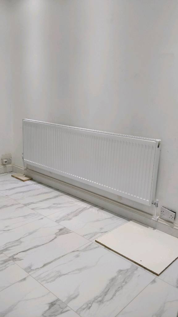 Central heating radiator brand new 2000 x 600 white type 21 | in St ...