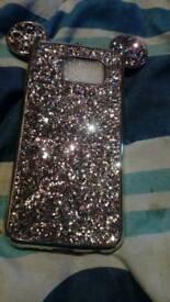 Sparkly s6 case