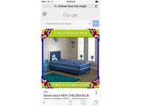 Boys single 3ft divan bed comes with mattress but no headboard mint condition collection only