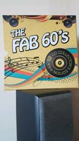 The Fab 60s 12 CD set