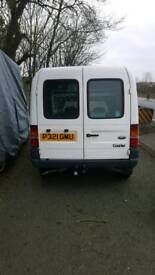 Ford fiesta courier van for sale 1996 P reg
