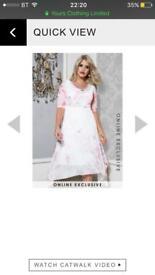Dress size 18