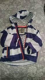 Boys light weight jacket. Aged 12-18 months