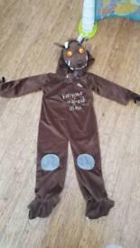 Gruffalo dressing up costume age 3 - 5