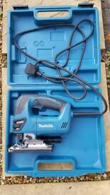 Brand new Makita jig saw.