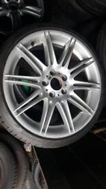 BMW alloy