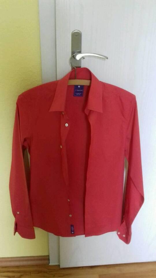 Sehr schönes rotes Hemd für Teenager in Rheinland-Pfalz - Gau-Odernheim