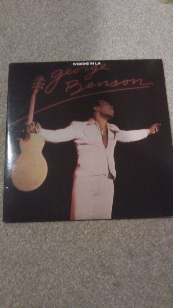 """George Benson """"Weekend in LA"""" (Vinyl)"""