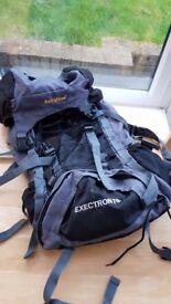 Hiking Rucksack Backpack 60l capacity