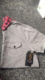 Various men's designer clothes