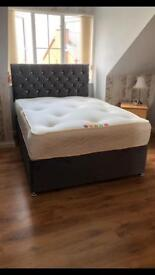 """Tomorrow only*** Full set with 11"""" mattress ONLY £260"""