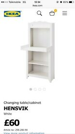 IKEA change unit