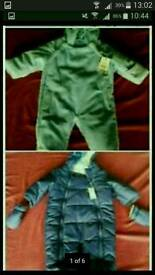 Brand new baby suit 3-6 months