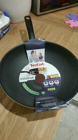Tefal Initiative Frying Pan Brand New Except Induction