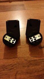 Maxi cosi adapters for quinny zapp xtra