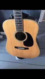 RARE! Fender F-95 (1973) acoustic guitar