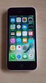 Apple iPhone 5c 8GB - White Simlock O2, Giffgaff