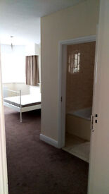 En suite double room in Hendon Central
