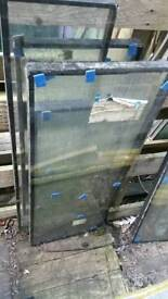 Double glazing panels garden shed greenhouse windows replacement glass