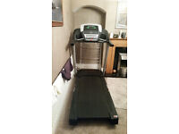 Folding pro-form endurance s9 treadmill.