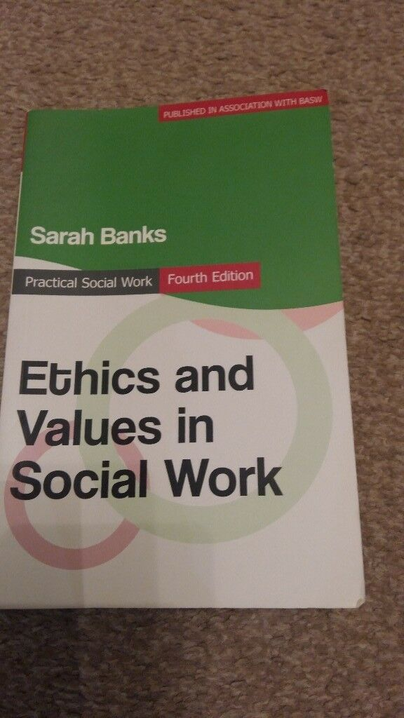 Social Work study books