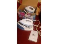 Hinari Steam generator iron with spares