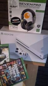 Xbox one and turtle beach headset