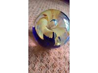 lovely collectible paper weight great Christmas present