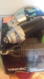 starter motor vw 1,9d diesel