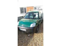 Citreon belingo, fantastic condition, low mileage, used for light work only