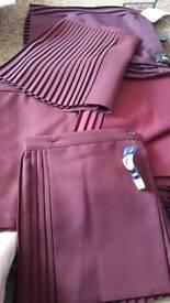 Burgurdy pe skirts