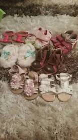 7 pairs shoes size 7